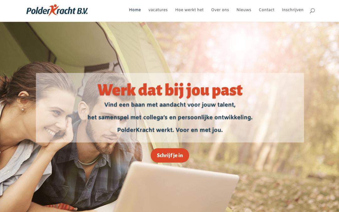PolderKracht lanceert nieuwe website in juli 2020
